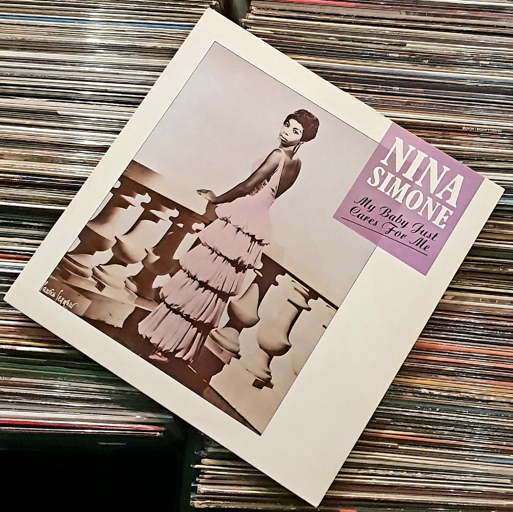 "Nina Simone: My Baby Just Cares For Me (Vinyl 12"")"
