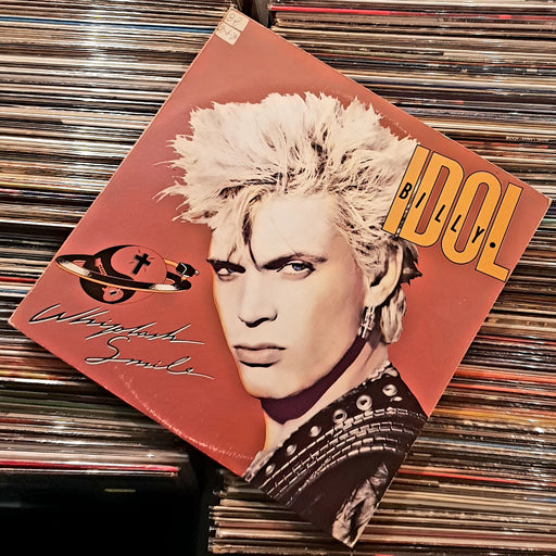 Billy Idol: Whiplash Smile (Vinyl LP)