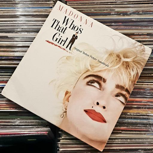 Madonna: Who's That Girl? (OST) (Vinyl LP)