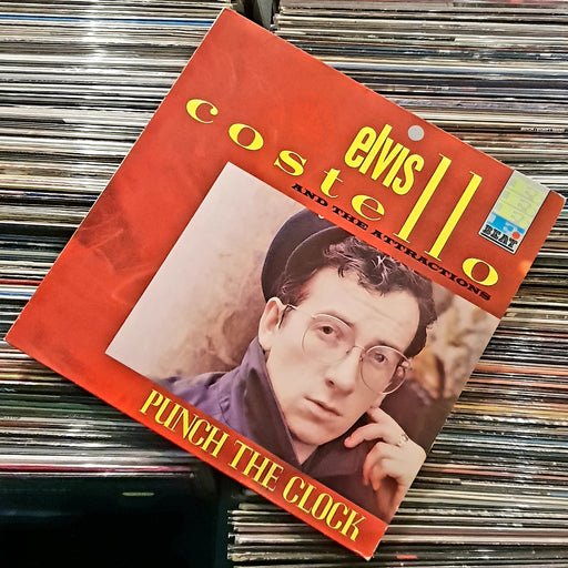 Elvis Costello & The Attractions: Punch The Clock (Vinyl LP)