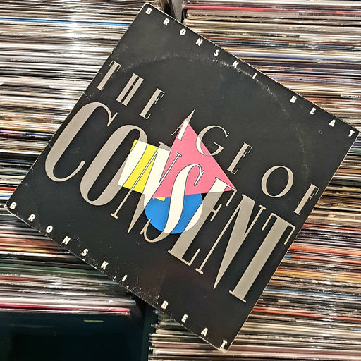Bronski Beat: The Age Of Consent (Vinyl LP)