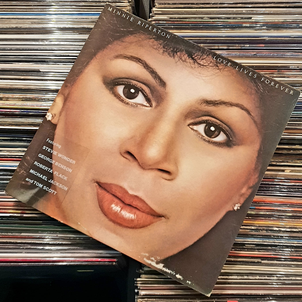 Minnie Riperton: Love Lives Forever (Vinyl LP)