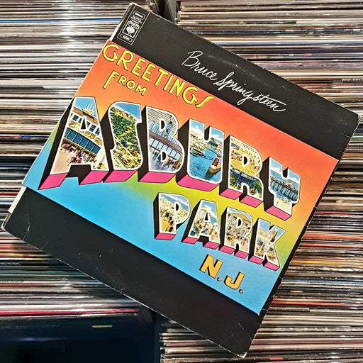 Bruce Springsteen: Greetings From Asbury Park, N.J. (Vinyl LP)