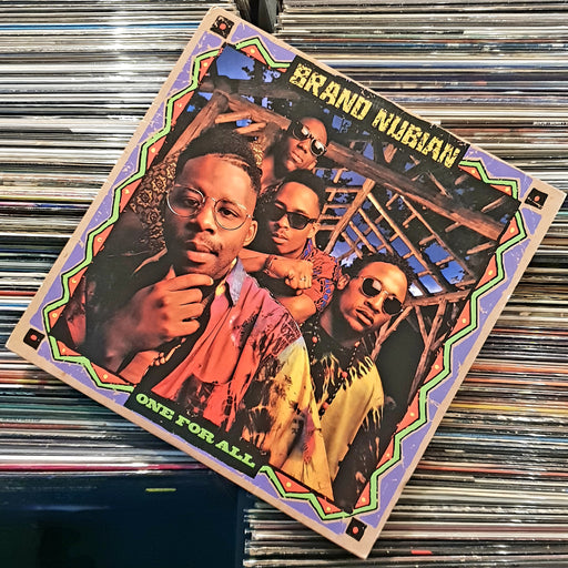 Brand Nubian: One For All (Vinyl LP)