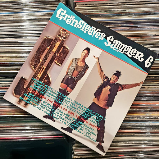 Various Artists: Greensleeves Sampler 6 (Vinyl LP)
