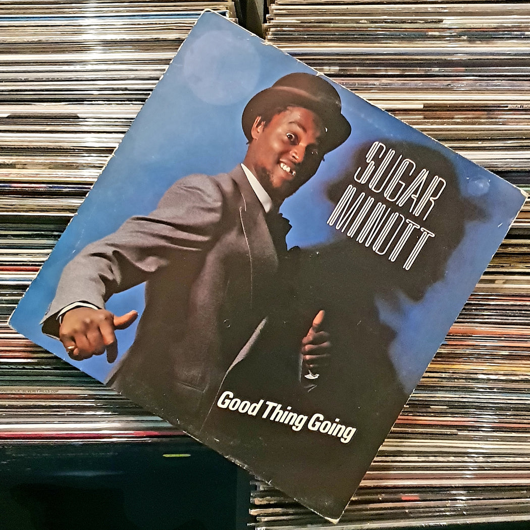 Sugar Minott: Good Thing Going (Vinyl LP)