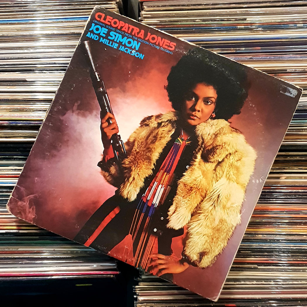 Joe Simon & Millie Jackson: Cleopatra Jones OST (Vinyl LP)