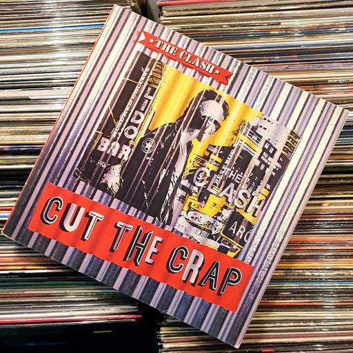 The Clash: Cut The Crap (Vinyl LP)