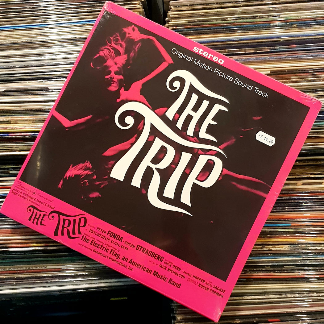 The Electric Flag: The Trip OST (Vinyl LP)