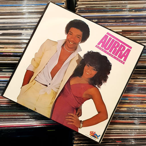 Aurra: Send Your Love (Vinyl LP)