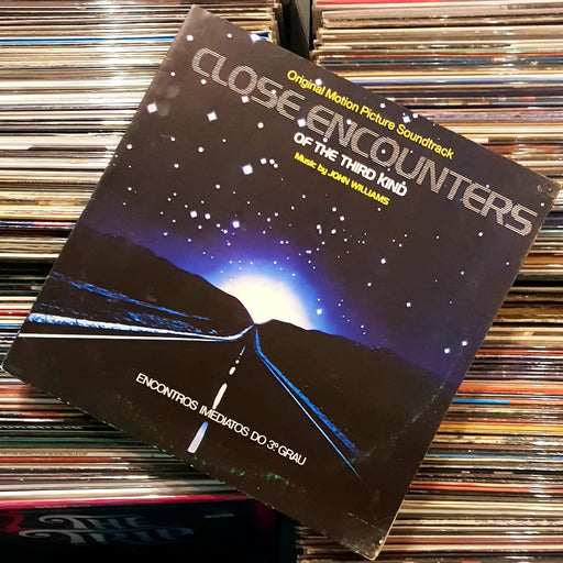 John Williams: Close Encounters Of The Third Kind (Original Motion Picture Soundtrack (Vinyl LP)