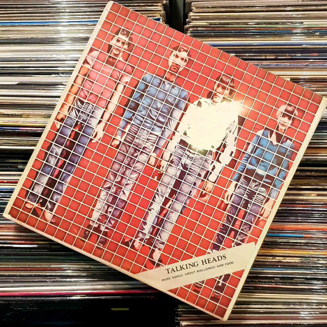 Talking Heads: More Songs About Buildings And Food (Vinyl LP)