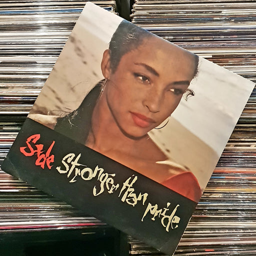 Sade: Stronger Than Pride (Vinyl LP)