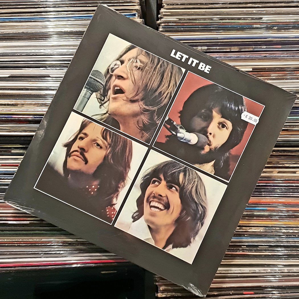 The Beatles: Let It Be (Vinyl LP)