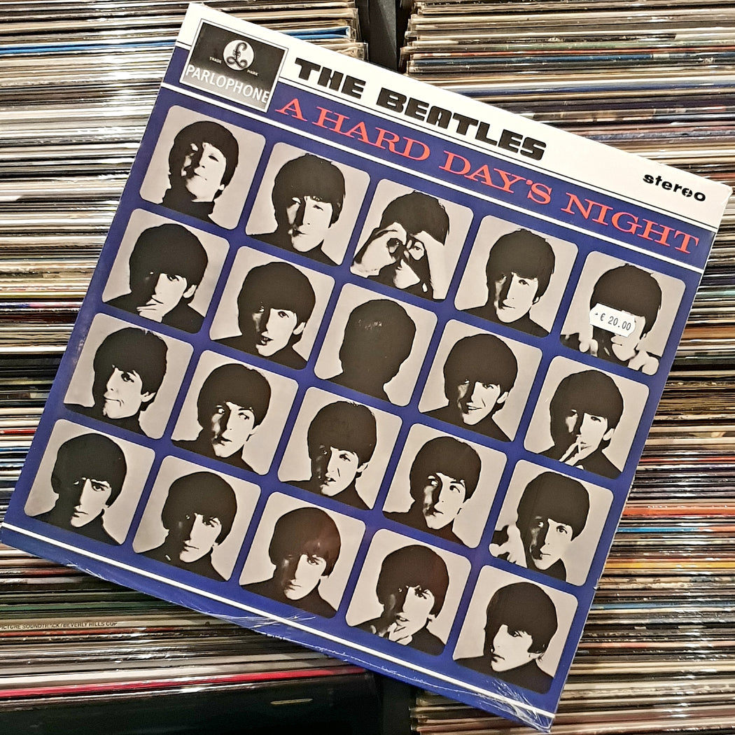 The Beatles: A Hard Day's Night (Vinyl LP)