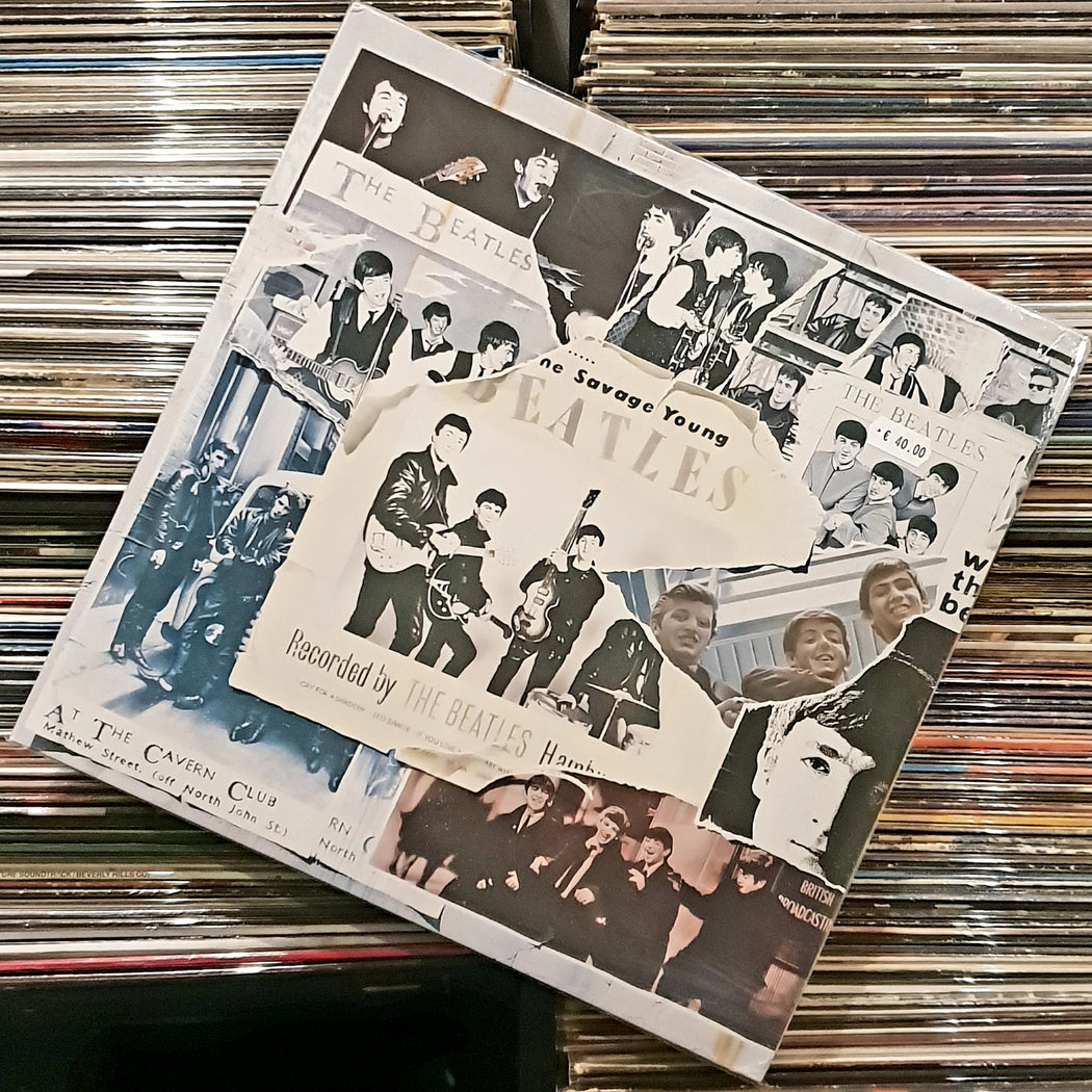 The Beatles: Anthology 1 (Vinyl LP)