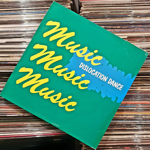 Dislocation Dance: Music Music Music (Vinyl LP)