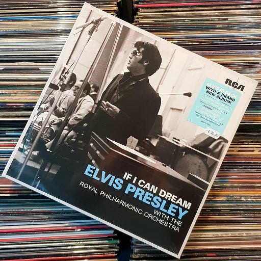 Elvis Presley With The Royal Philharmonic Orchestra: If I Can Dream (Vinyl LP)