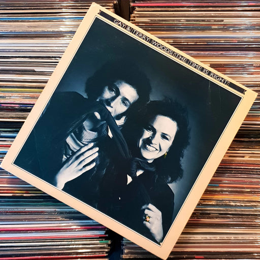 Gay & Terry Woods: The Time Is Right (Vinyl LP)