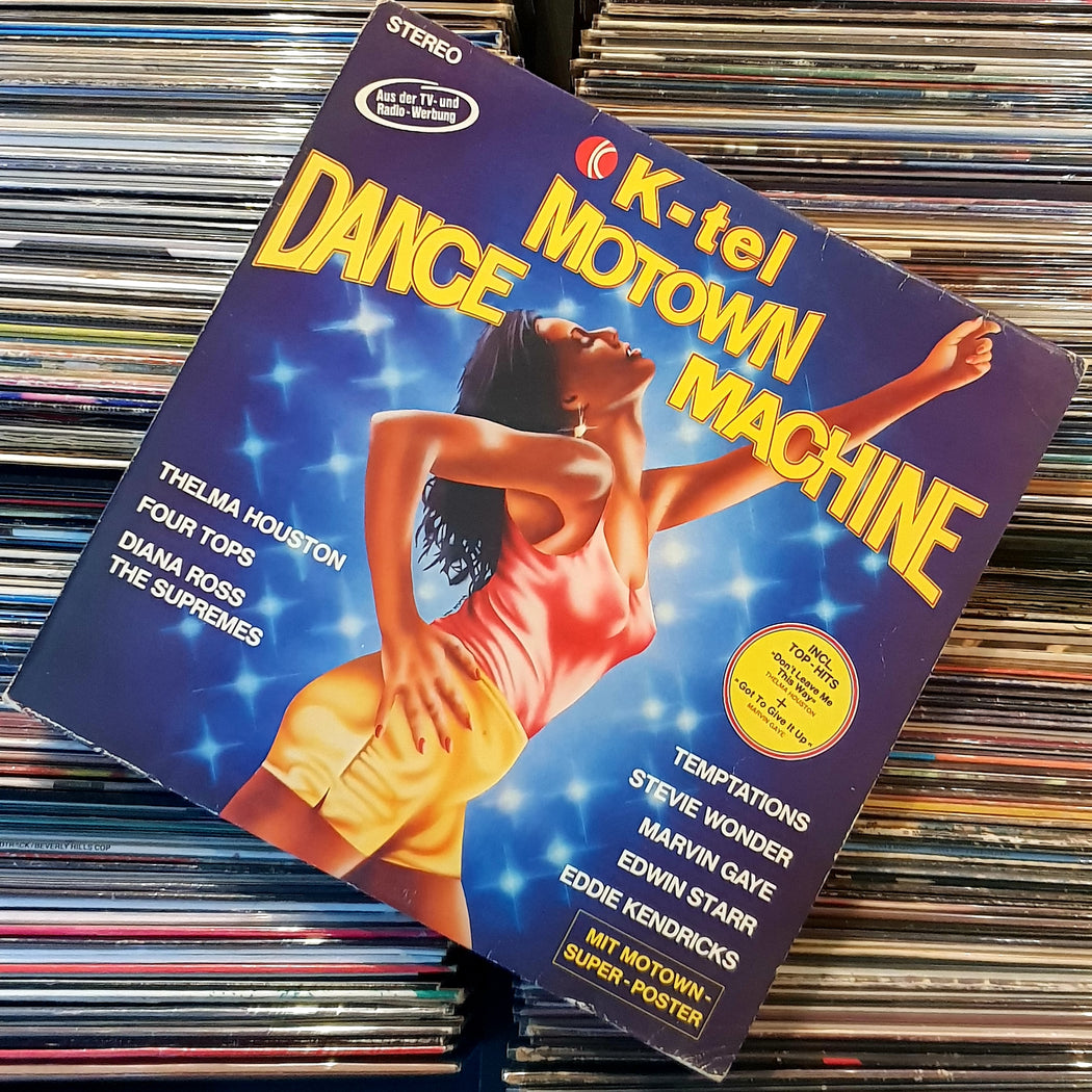 Various Artists: Motown Dance Machine (Vinyl LP)