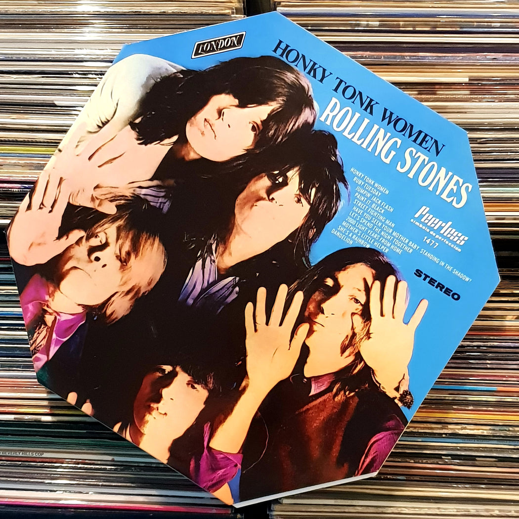 The Rolling Stones: Honky Tonk Women (Vinyl LP)