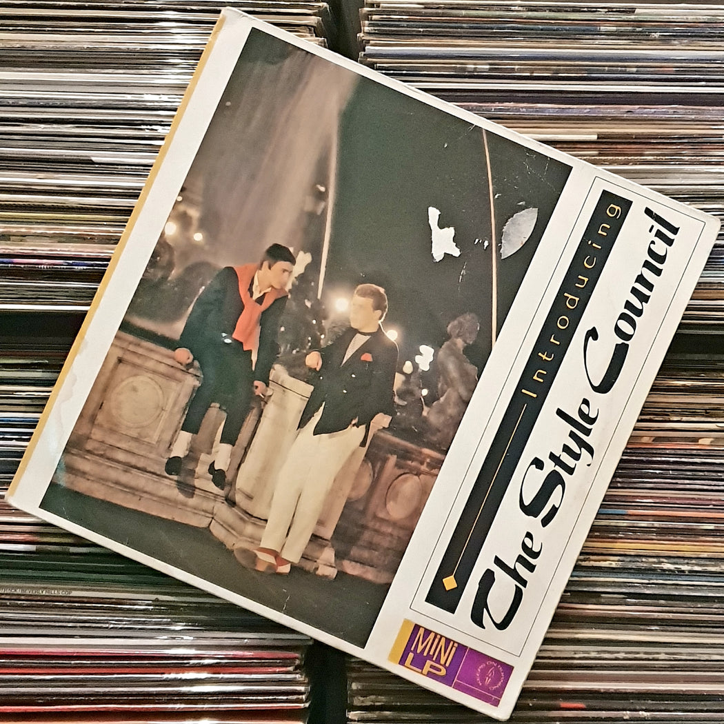 Style Council: Introducing The Style Council (Vinyl LP)