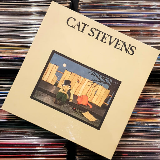 Cat Stevens: Teaser & The Firecat (Vinyl LP)