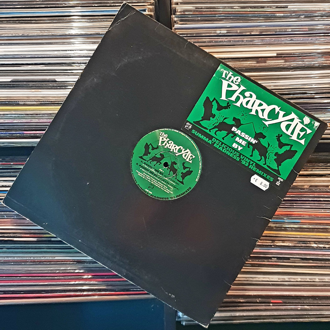 "The Pharcyde / Masta Ace Incorporated: Summa Madness '93 Remixes (Vinyl 12"")"