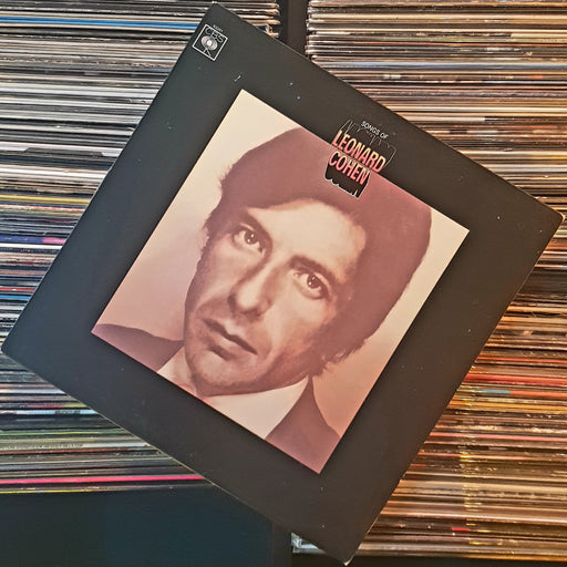 Leonard Cohen: Songs Of Leonard Cohen (Vinyl LP)