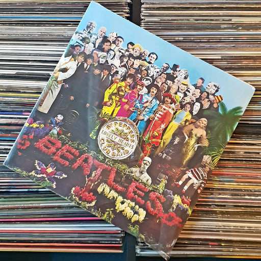 The Beatles: Sgt. Pepper's Lonely Hearts Club Band (Vinyl LP)