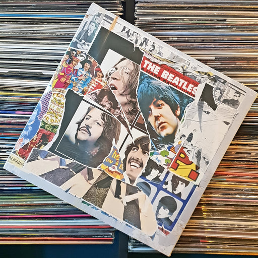 The Beatles: Anthology 3 (Vinyl LP)