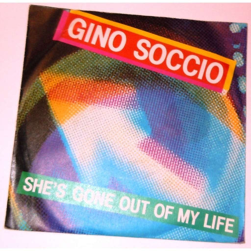 Vinyl Records | Vinyl Cleaning Dublin | Global Shipping | Gino Soccio |  Out Of My Life