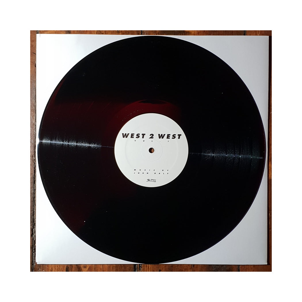 West 2 West: Vol. 1 (Vinyl EP) | Vinyl Record