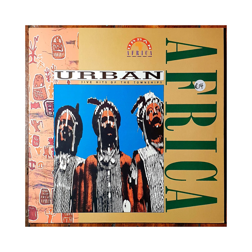 Various Artists: Urban Africa (Jive Hits Of The Townships) (Vinyl LP) | Vinyl Record