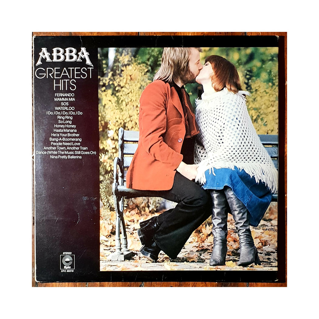 ABBA: Greatest Hits (Vinyl LP)