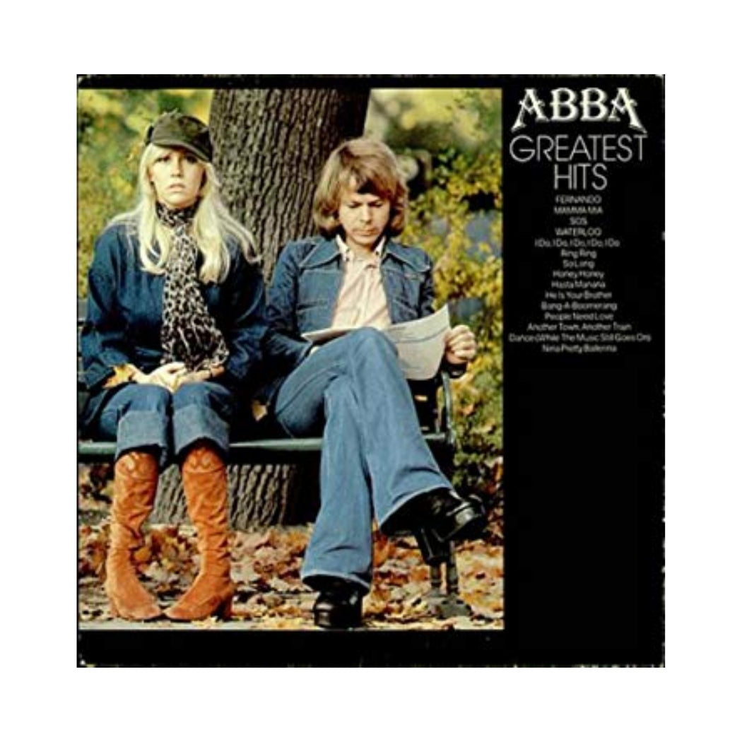 ABBA: Greatest Hits (Vinyl LP) | Vinyl Record