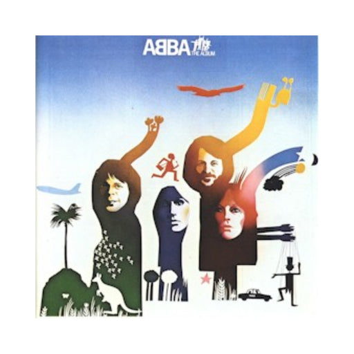 ABBA: The Album (Vinyl LP)