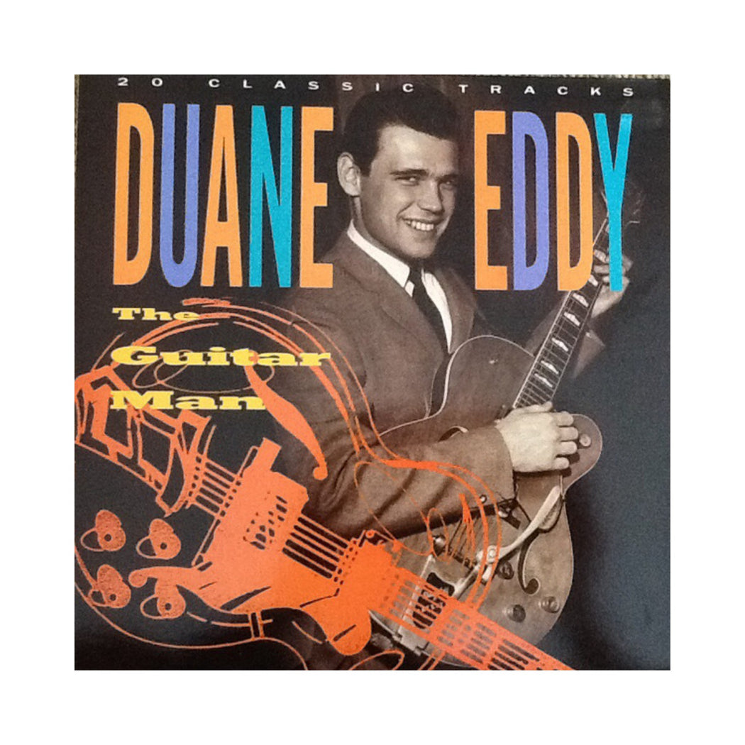Duane Eddy: The Guitar Man - 20 Classic Tracks (Vinyl LP)