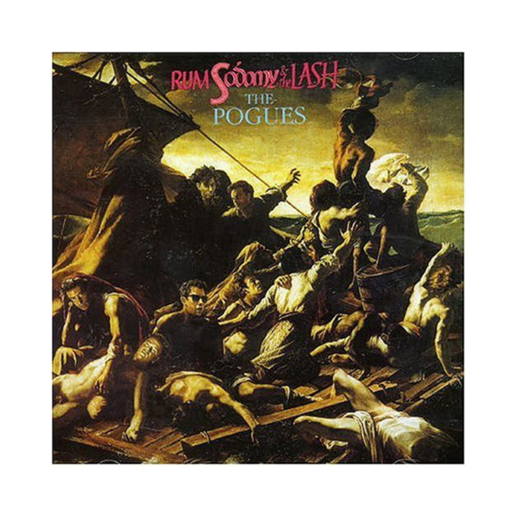 The Pogues: Rum, Sodomy & The Lash (Vinyl LP)
