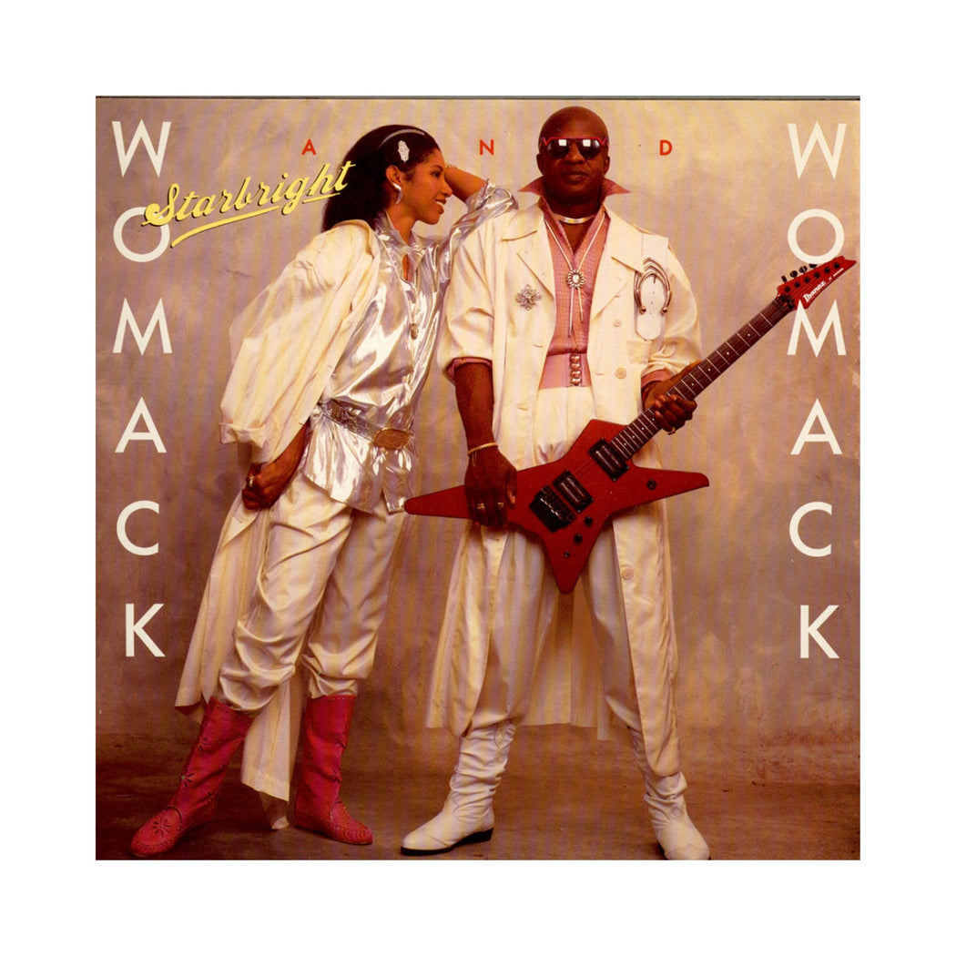 Womack & Womack: Starbright (Vinyl LP) | Vinyl Record