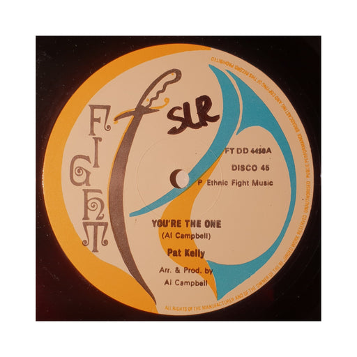 "Pat Kelly / Campbell Band: You're The One / Acetate (Vinyl 12"")"