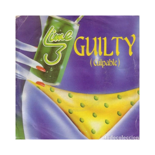"Lime: Guilty (Vinyl 12"") 