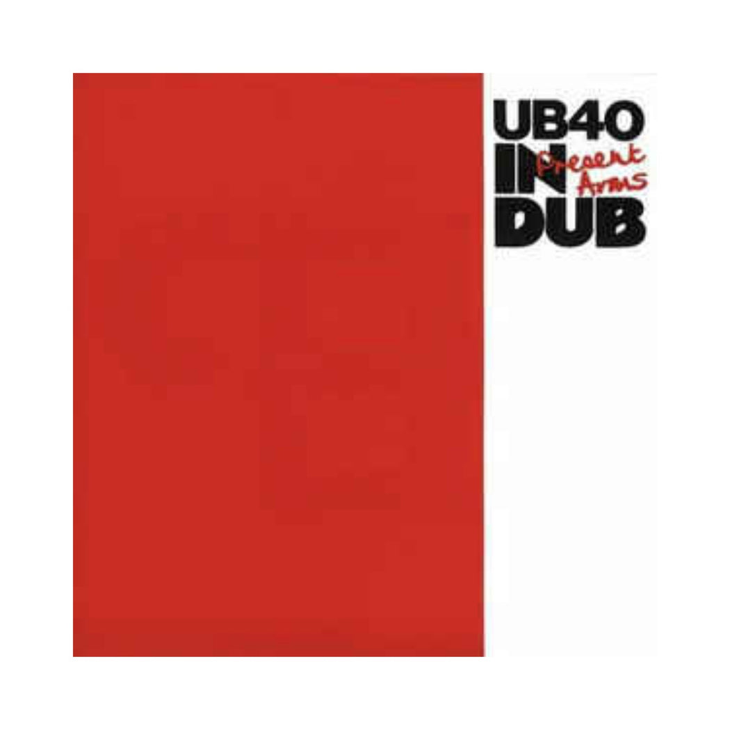 UB40: Present Arms In Dub (Vinyl LP)