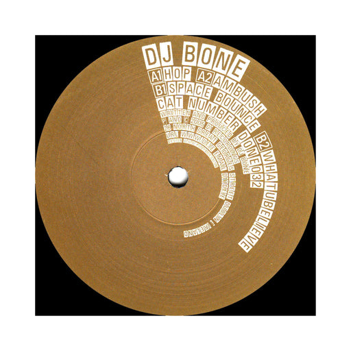 DJ Bone: Whatubelieve EP | Vinyl Record