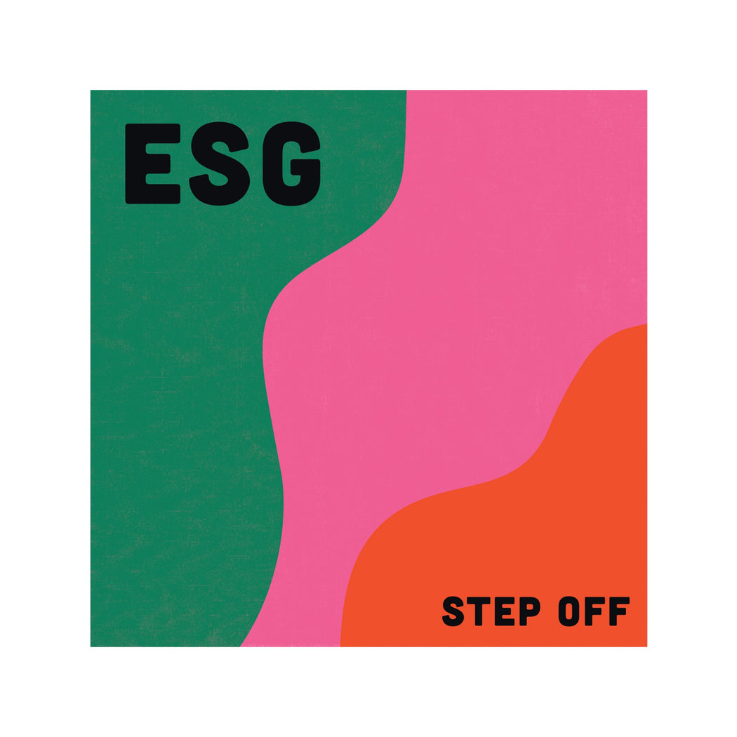 ESG: Step Off (Vinyl LP)