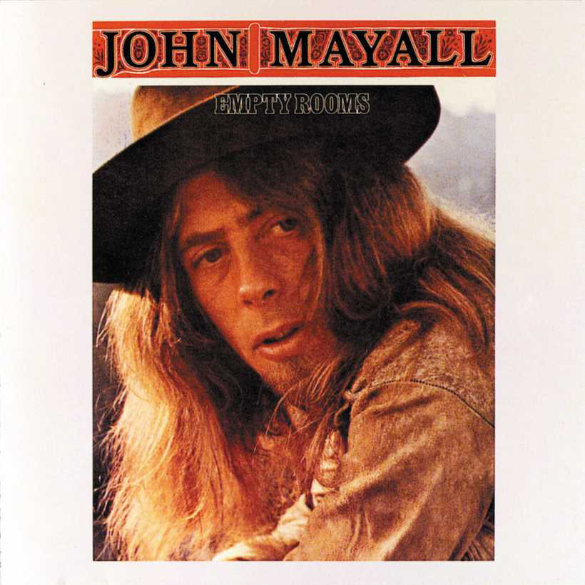 John Mayall: Empty Rooms (Vinyl LP) | Optic Music | Vinyl Records