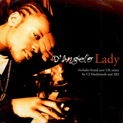 Vinyl Records | Vinyl Cleaning Dublin | Global Shipping | D'Angelo | Lady