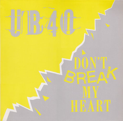 Vinyl Records | Vinyl Cleaning Dublin | Global Shipping | UB40 | Don't Break My Heart