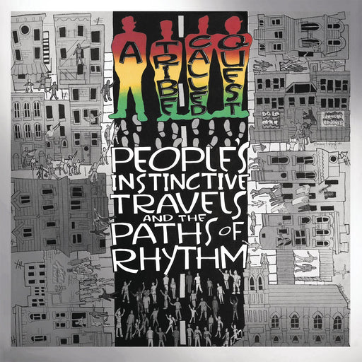 A Tribe Called Quest: People's Instinctive Travels & The Paths Of Rhythm (Vinyl 2xLP) | Buy Vinyl Online