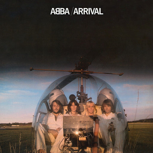 ABBA: Arrival (Vinyl LP) | Optic Music | Vinyl Records